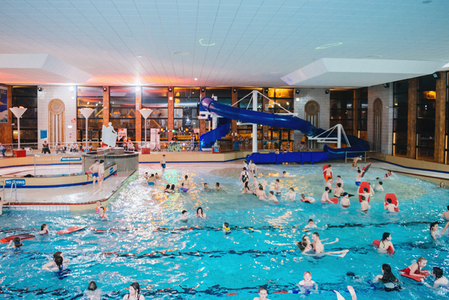 Sporty cleethorpes leisure centre is the place to be with its indoor