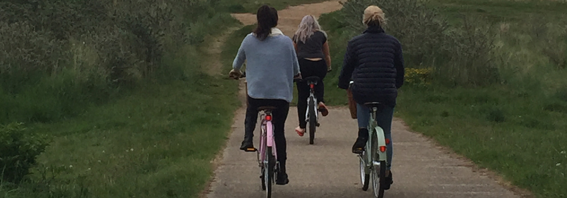 Cycling - Cleethorpes