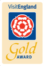 Gold Award (Sticker Sign)22