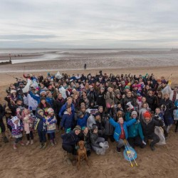Cleethorpes Beach Clean Event