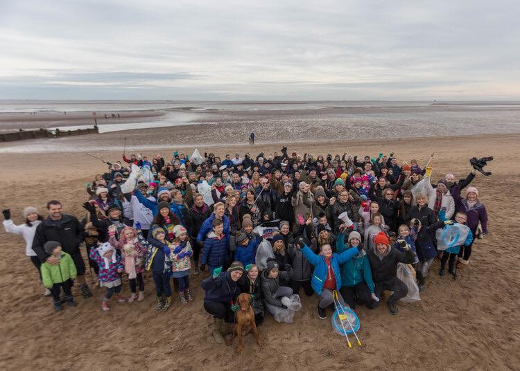 #Volunteer for our monthly #BeachClean